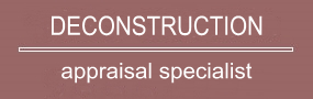Deconstruction Appraisal Specialist