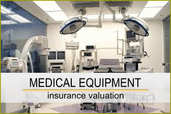 Medical Equipment Appraisers